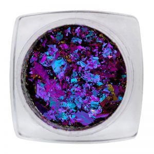 Chameleon Flakes Purple Magnetic