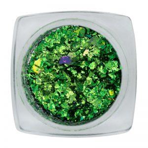 Chameleon Flakes Green Magnetic